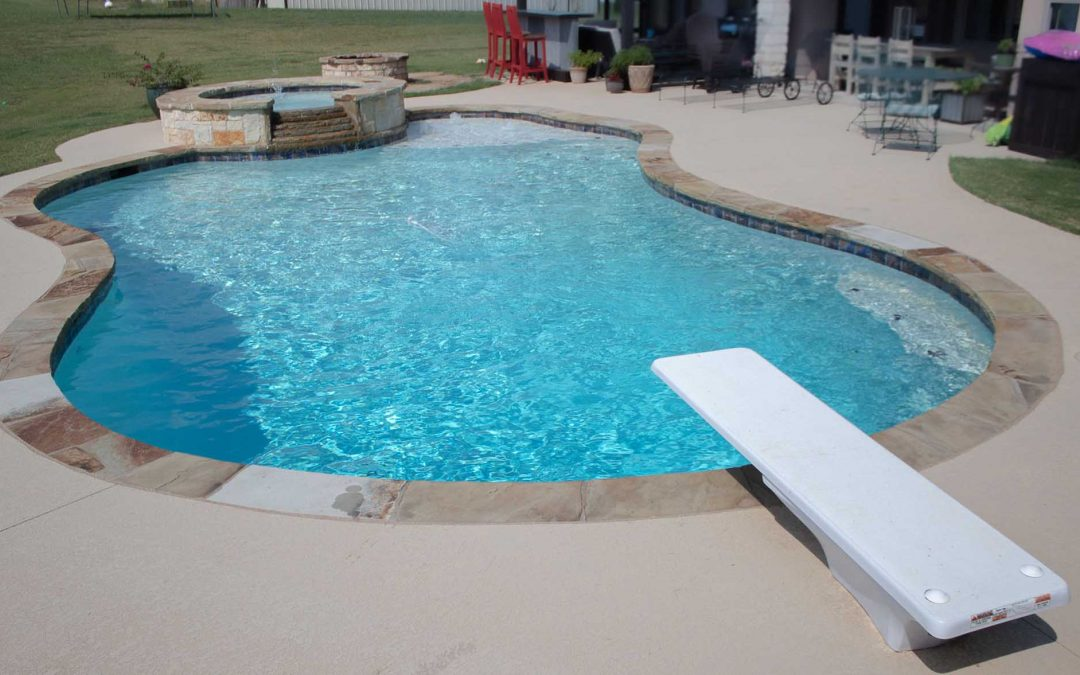 The Classic Pool Construction by Crystal Blue Pools