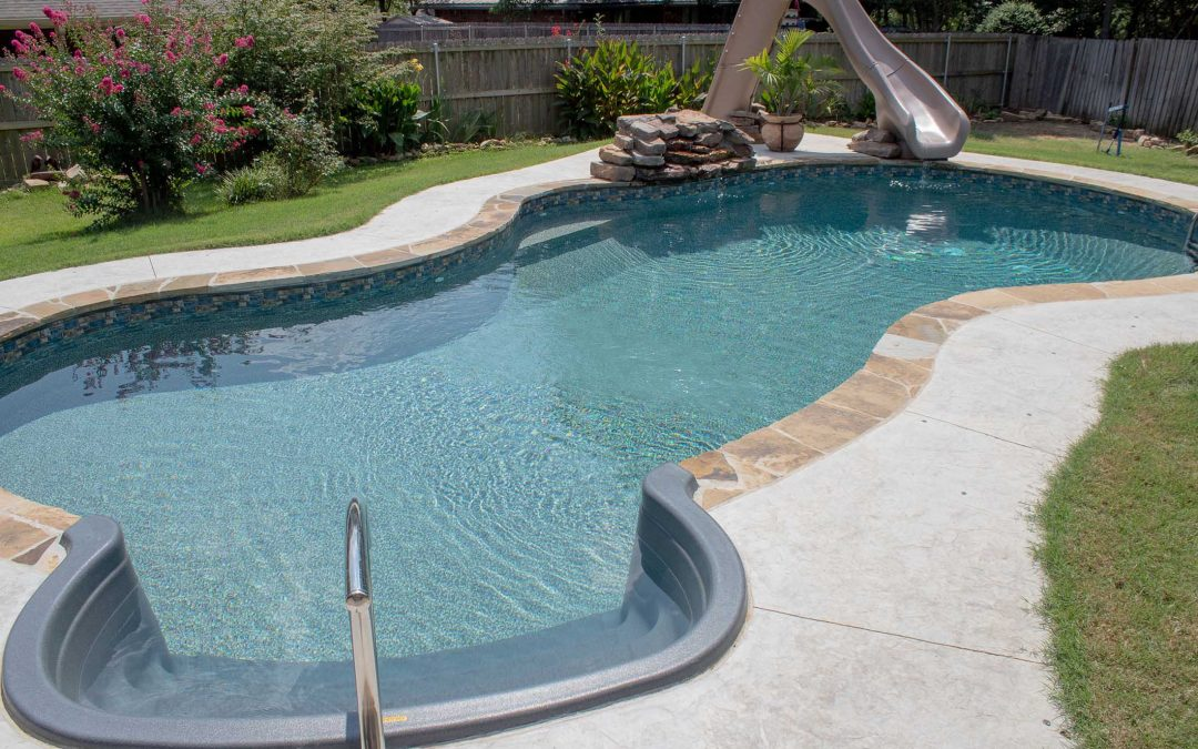 The Provenance Pool Construction by Crystal Blue Pools